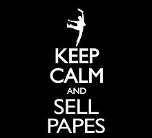 Headlines Don't Sell Papes- Newsies Sell Papes! by Brittany Cofer