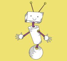 Robot Girl by Danielle Kerese