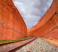 Man Made Canyons by Scott Ingram