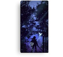 Hero of Hyrule Canvas Print