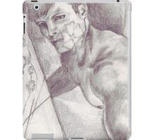 Terry iPad Case/Skin