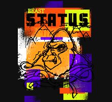 oO BEAST STATUS Oo Unisex T-Shirt