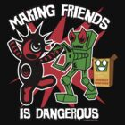sighclops : making friends is dangerous by sadmachine