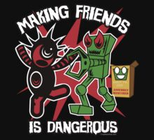sighclops : making friends is dangerous by sadmachine