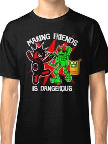 sighclops : making friends is dangerous Classic T-Shirt