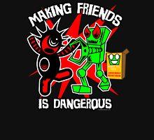 sighclops : making friends is dangerous Unisex T-Shirt