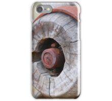 Wagon Wheel 1 iPhone Case/Skin
