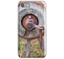 Wagon Wheel 2 iPhone Case/Skin