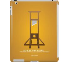 Literary Classics Illustration Series: Tale of Two Cities iPad Case/Skin