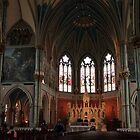 Cathedral of St. John the Baptist by Carol Bailey White