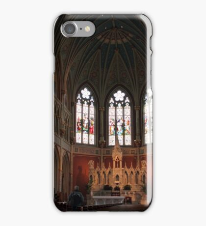 Cathedral of St. John the Baptist iPhone Case/Skin