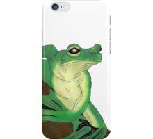 Frog iPhone Case/Skin