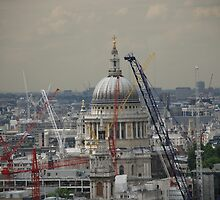 St Pauls by Janis Read-Walters