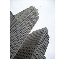Beisheim Building Photographic Print