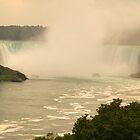 Niagra Falls by Verity Barnes