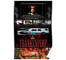 Frankenpimp (2009 ) - 'Original Worldwide Movie Poster' Poster