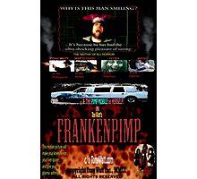 Frankenpimp (2009 ) - 'Original Worldwide Movie Poster' Photographic Print