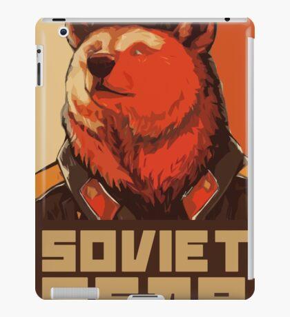 Soviet Bear iPad Case/Skin