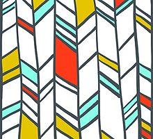 eloi:  frank lloyd wright/sga gridwork by tentaclemade