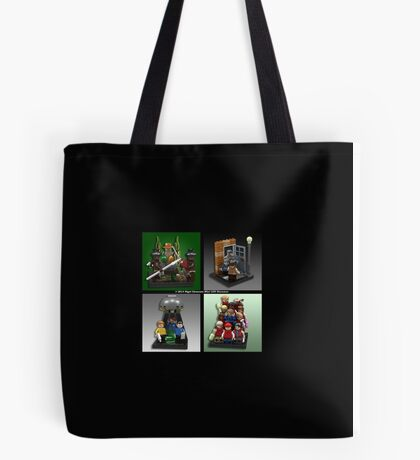 When Lego Goes Wrong (Number 006) Tote Bag