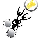 Break the Carbon Chains by bikepath