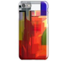 Abstract Series V iPhone Case/Skin