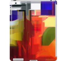 Abstract Series V iPad Case/Skin