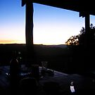 Nimbin sunset (after cheese) by ezebee