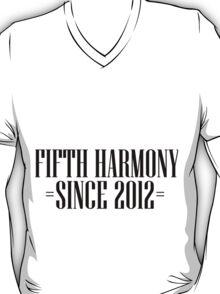 FIFTH HARMONY 2012 T-Shirt