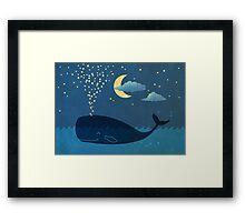 Starmaker Framed Print