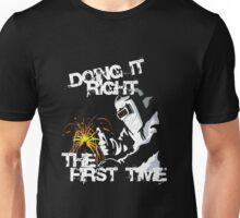 Doing it Right Unisex T-Shirt