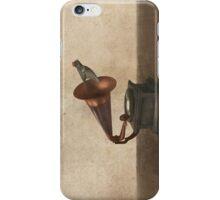Vintage Song Bird  iPhone Case/Skin