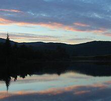 mirror lake II by nybo
