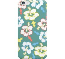 Hawaiian Pikmin  iPhone Case/Skin