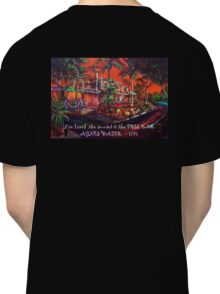 tree bar sunset - Agnes Water 1770 Classic T-Shirt
