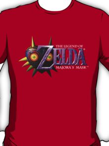The Legend of Zelda: Majora's Mask T-Shirt