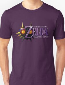The Legend of Zelda: Majora's Mask Unisex T-Shirt