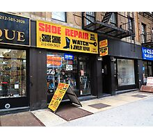 New York City Shop Photographic Print