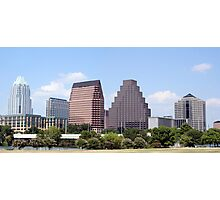 Downtown Austin, Texas Cityscape Photographic Print
