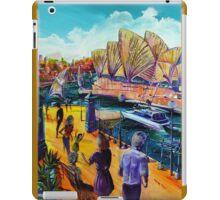 4 generations - Sydney Opera House Aust iPad Case/Skin