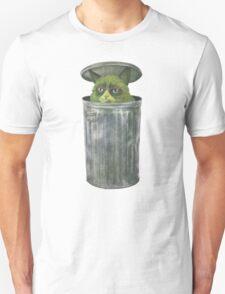 Grouchy Cat  Unisex T-Shirt