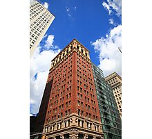New York City Downtown Photographic Print