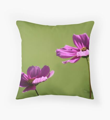 Ethereal beauty... Throw Pillow