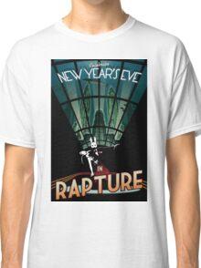 BioShock New Year's in Rapture Classic T-Shirt