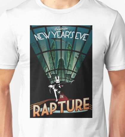 BioShock New Year's in Rapture Unisex T-Shirt