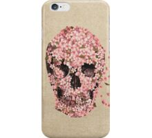 A Beautiful Death  iPhone Case/Skin