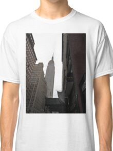 New York City - Empire State Building Classic T-Shirt