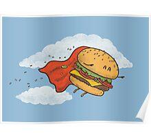 Superburger! Poster
