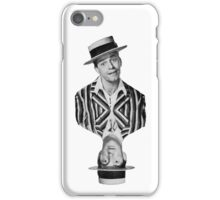 Martin and Lewis connected - bigger iPhone Case/Skin