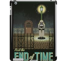Chrono Trigger End of Time iPad Case/Skin